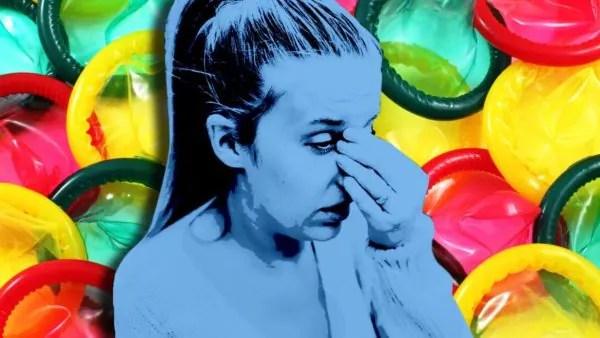'Sedut' Kondom Guna Hidung Pula Jadi Trend Media Sosial