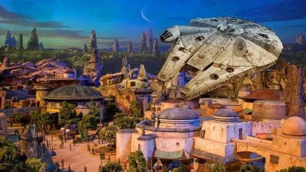 Sebuah Taman Tema Star Wars Bakal Dibuka Tahun Depan!