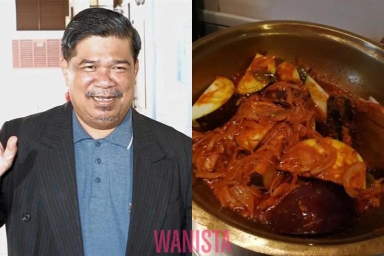 Resepi Lauk Gulai Ikan Dari Menteri Pertahanan Malaysia 'Mat Sabu'!