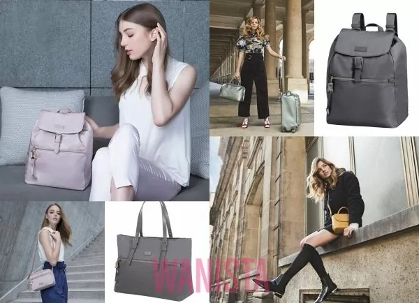 3 Jenis Beg Tangan Travel Paling Sesuai Untuk Si Gadis, Hanya Dari Samsonite