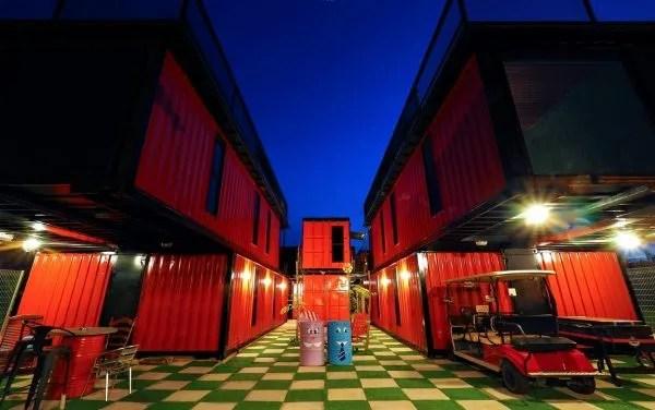 5 Lokasi Hotel Kontena Cantik Bawah RM200 Untuk Korang Cuba