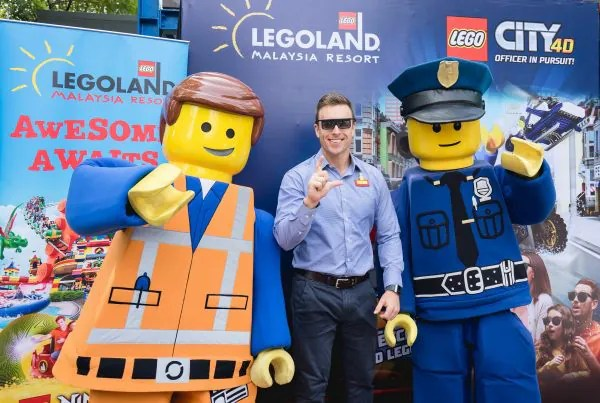 Legoland Tambah Edisi Hiburan Panggung 4D Untuk Pengunjung