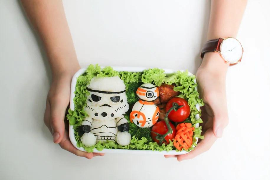 Terlampau Kreatif, 5 Instagram Best Ajar Hias Lunch Box!