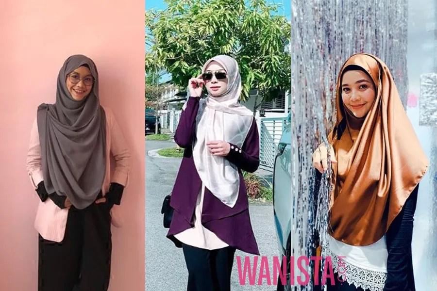 Rujuk Instafamous Ni Untuk Fesyen Modest-Muslimah