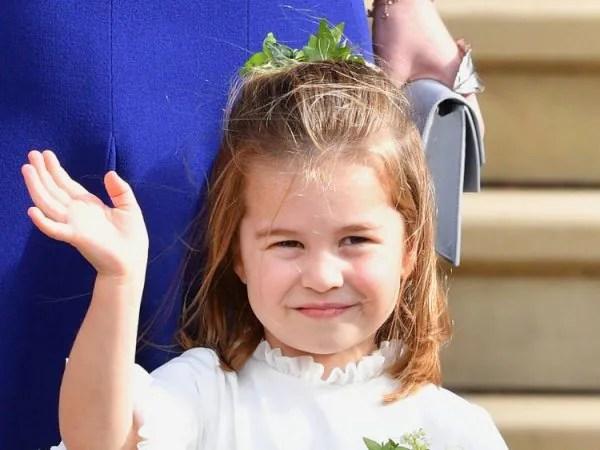Selamat Hari Jadi Princess Charlotte! Lihat Gambar Si Kecil Ni Dah Empat Tahun