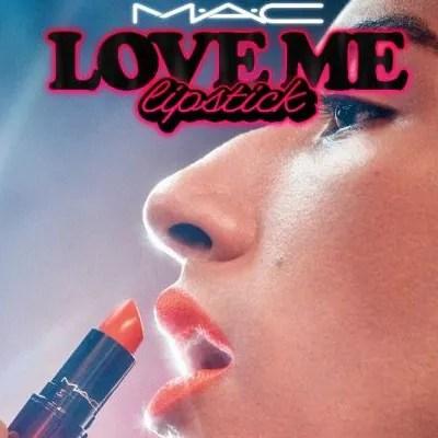 M.A.C Love Me Lipstick Baharu, Pesona Keyakinan Wanita!