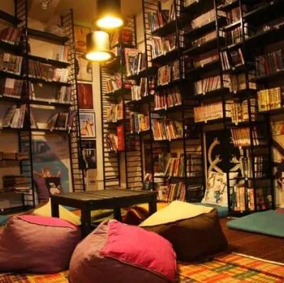 7 Dekorasi Toko Buku Unik Wajib Kamu Lawati Di Malaysia!