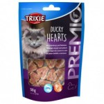 kattensnoepjes ducky hearts