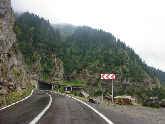 Tunnels -Transfagarasan