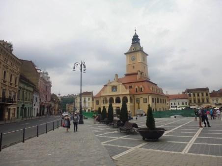 Piata Sfatului (Council Square)