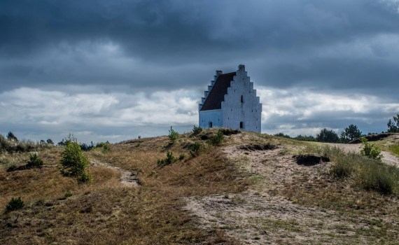 Den Tilsandede Kirke