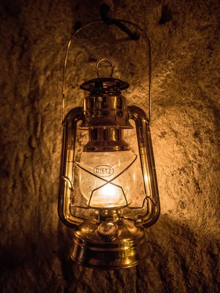 Tykarp cave