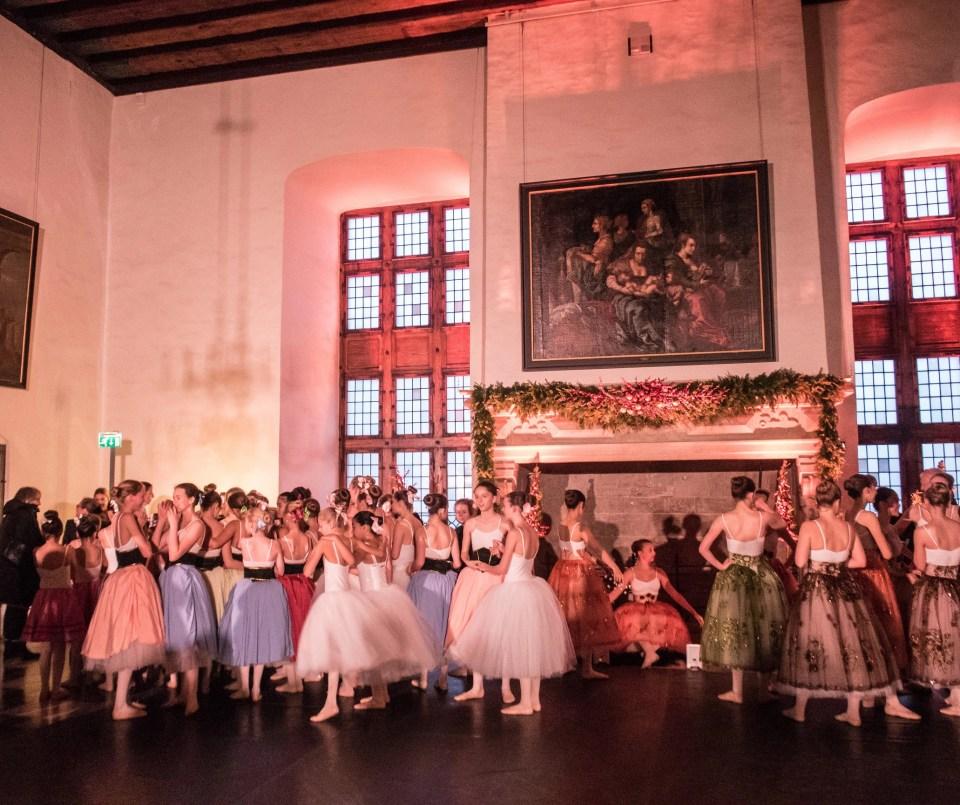 Ballet in Kronborg
