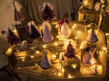 Christmas market in Kronborg