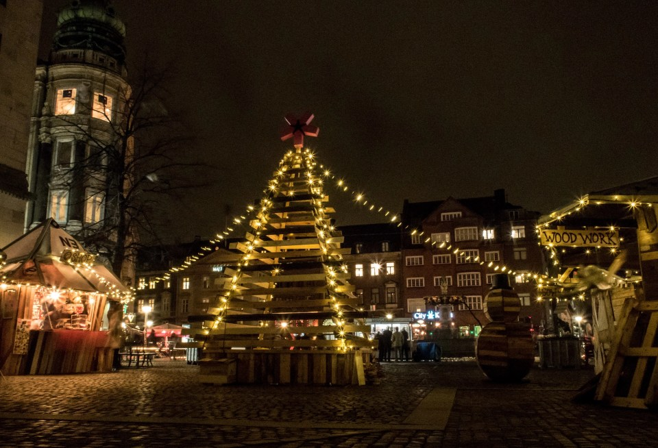 Remake Christmas on Nytorv