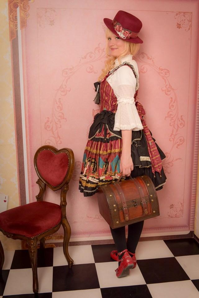 Lolita photosession