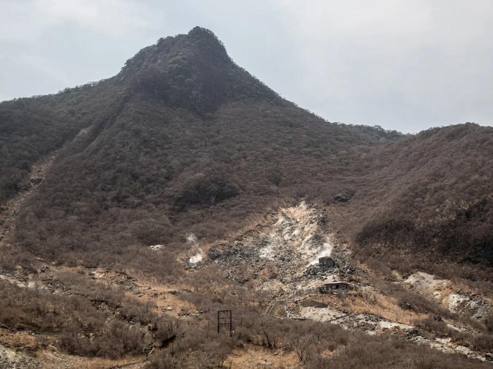 Owakudani Valley