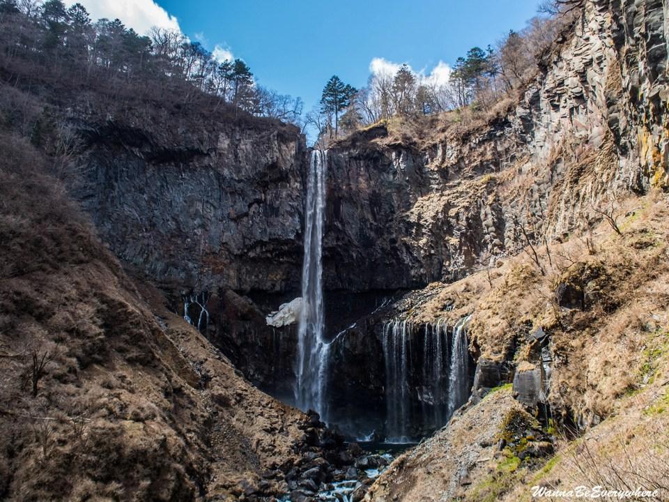 The Kegon Waterfall