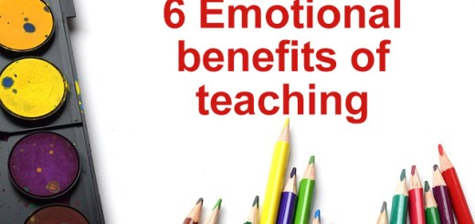 6 Emotional benefits of being a teacher