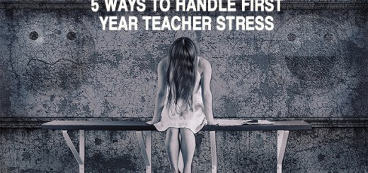 first year teacher stress