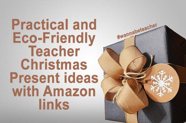 Teacher Christmas Present Ideas With Amazon Links Wannabeteacher