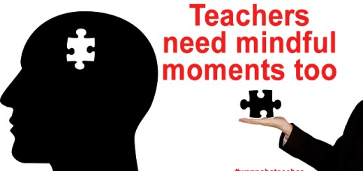 teachers need mindful moments too