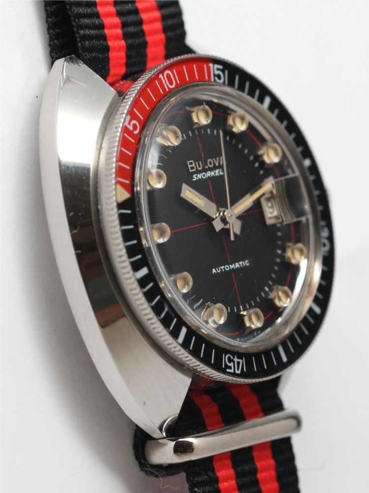 Bulova SS Snorkel 666 Divers Circa 1969 Wanna Buy A Watch