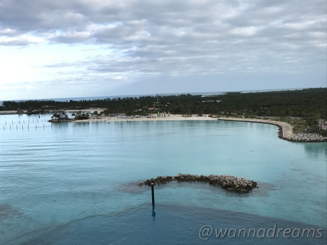 Castway Cay Wanna Dreams