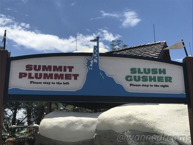 Blizzard Beach Wanna Dreams