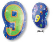 "18"" Xl: 9 Multi-Color Balloon S60 -0"