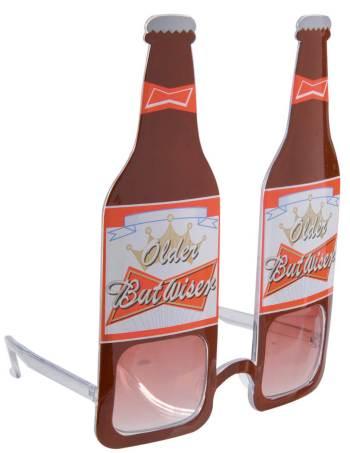 Older But Wiser Beer Fun Shades-0
