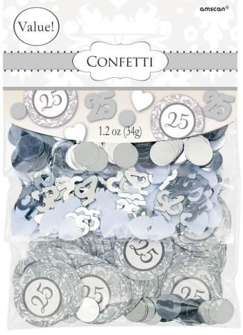 25th Anniversary Confetti-0