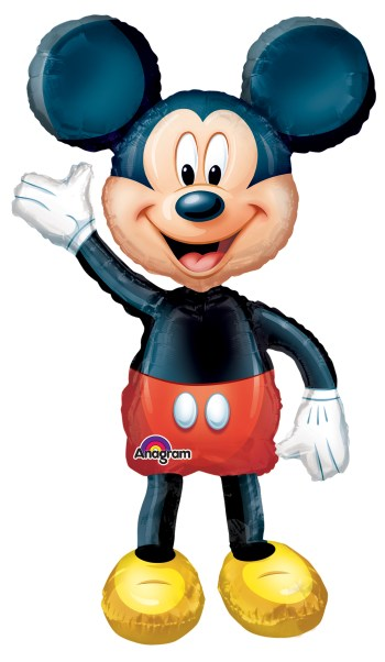 Giant Gliding Mickey Mouse Balloon 52in P80-0
