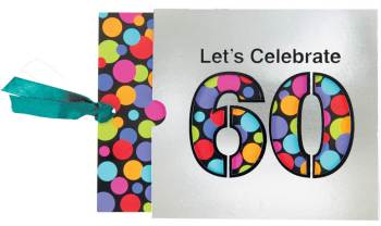60th Birthday Invite - 8CT-0