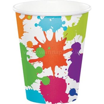 Art Attack Paper Cups - 8PC-0