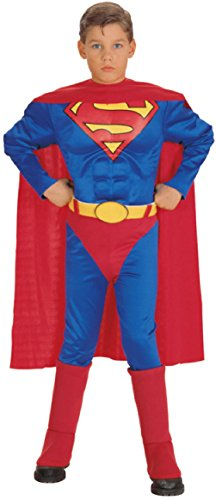 Superman Muscle Chest Costume-0