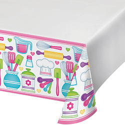 "Little Chef Tablecover 54 x 102""-0"