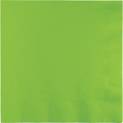 Fresh Lime Lunch Napkins - 50PC-0