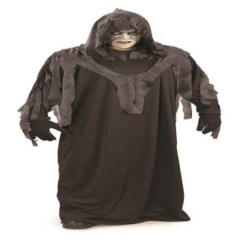 Adult Midnight Ghoul Costume-0