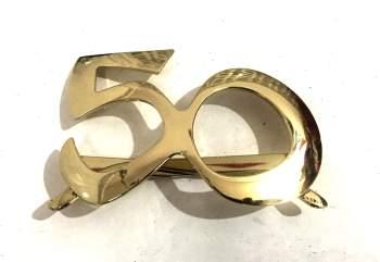 50th Birthday Golden Shades-0