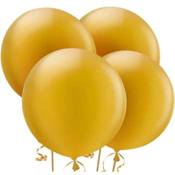"36"" Golden Bladder Balloon - 1PC-0"