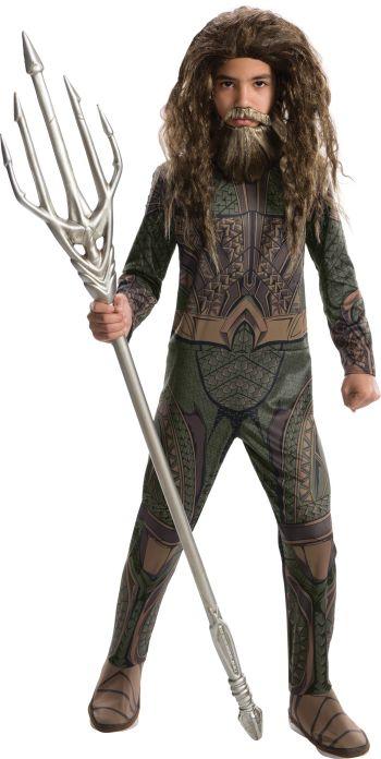 Kids Aquaman Costume Medium-0