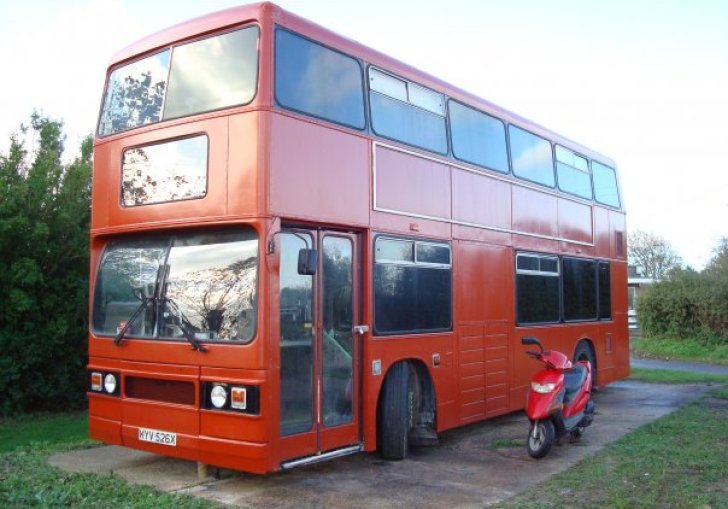 Double Decker Bus For Sale In Usa