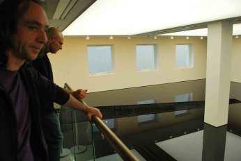 Londen saatchi gallery