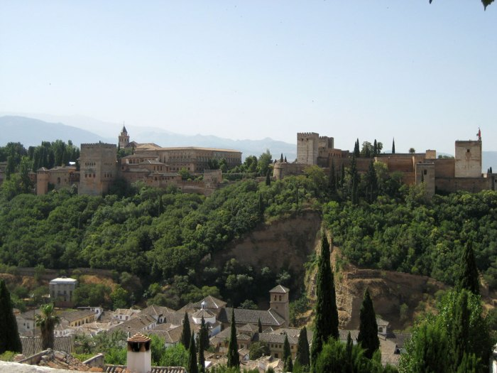 Alhambra van Granada