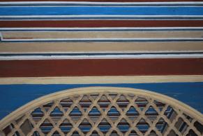 detail van het Bahiapaleis