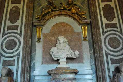 Louis XIV door Bernini (1665)
