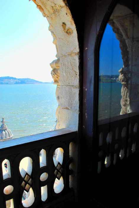 Lissabon Torre Belém