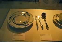 bestek en servies van Henry van de Velde