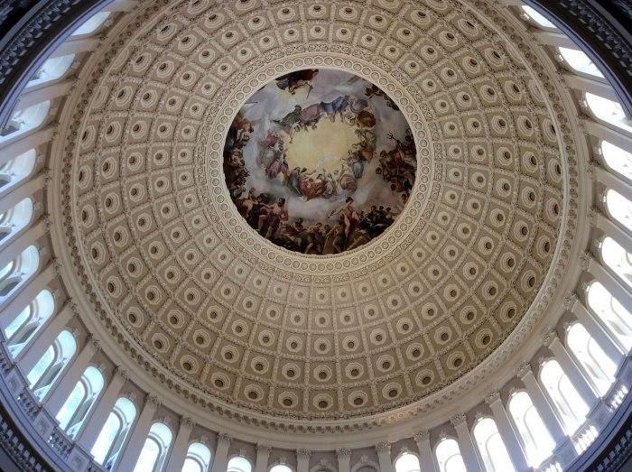 Wereldberoemd witte huis capitool